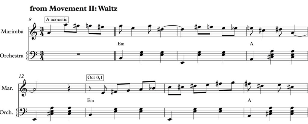 Waltz Excerpt