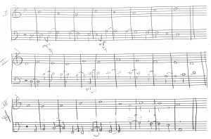 Counterpoint Exercises from Way Back